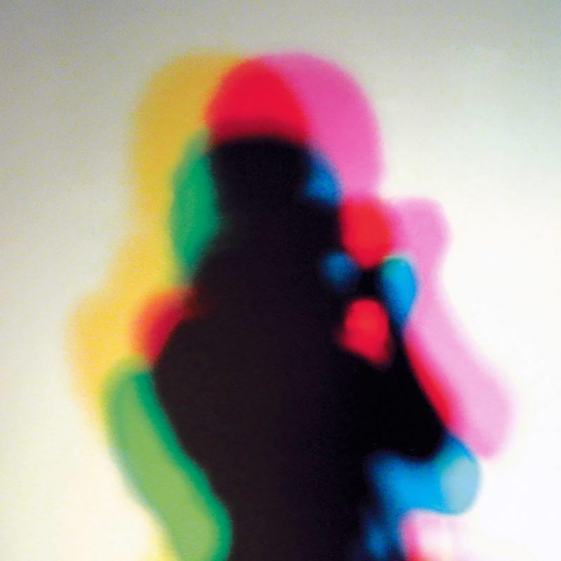 Su sombra coloreada 2010